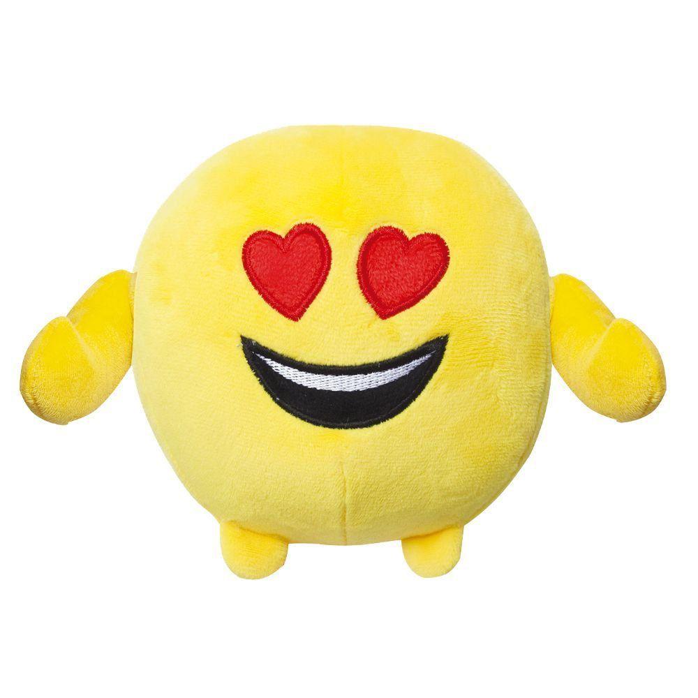 Pelúcia Emoji Apaixonado - Multikids