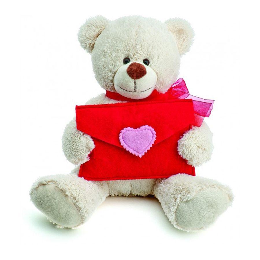 Pelúcia Urso Carta de Amor - Buba