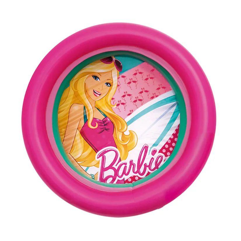 Piscina Fashion Pequena 68 Litros Barbie - FUN