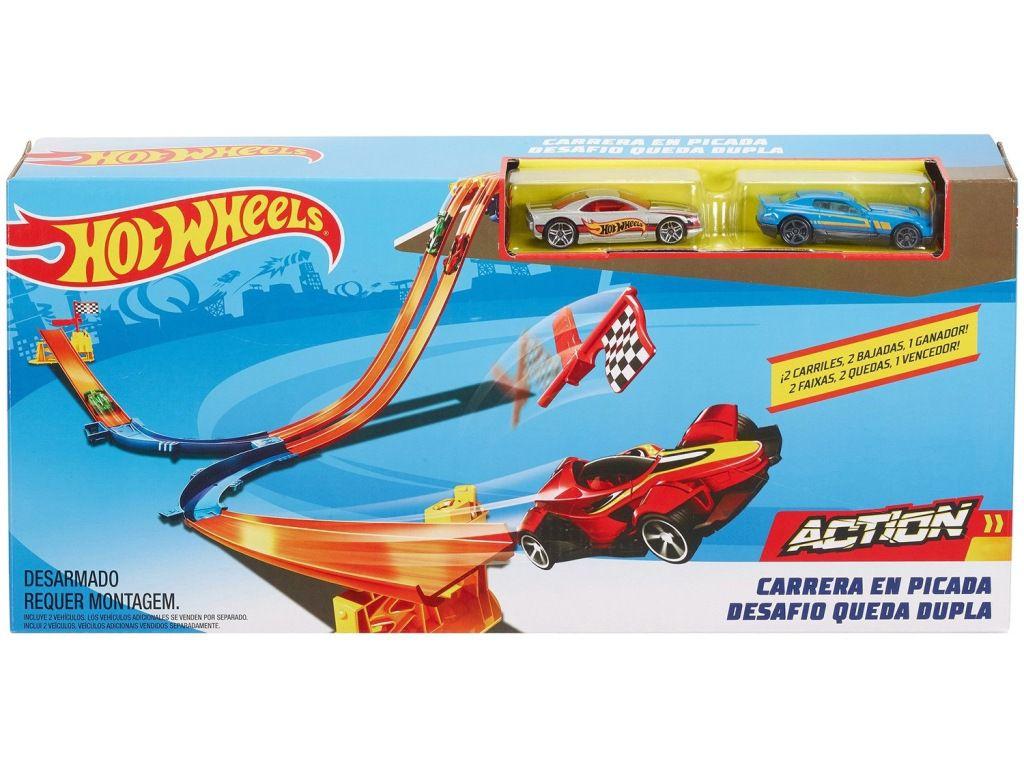 Pista Hot Wheels - Mattel