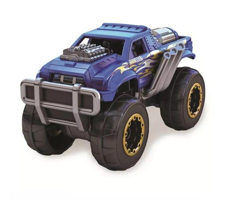 Pista Metal Machines Road Rampage Triturador - Candide