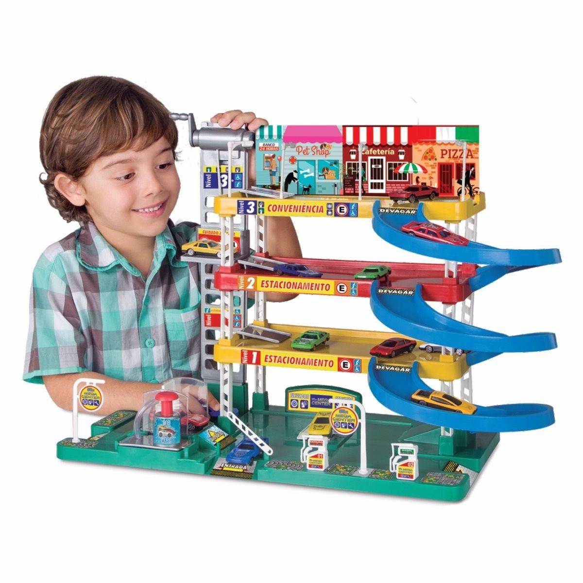 Posto Mega Center - Lugo Brinquedos