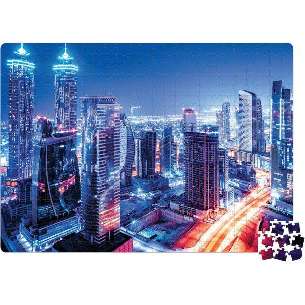 Quebra-cabeça Dubai 500 Peças - Pais e Filhos