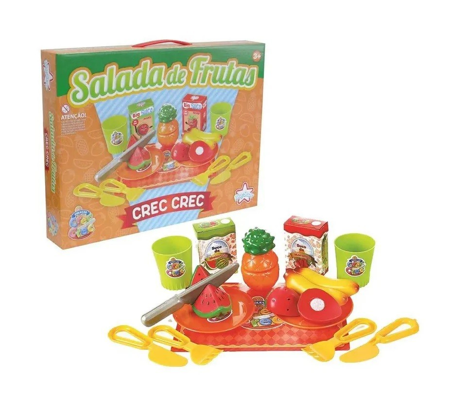 Salada de Frutas Crec Crec - Big Star