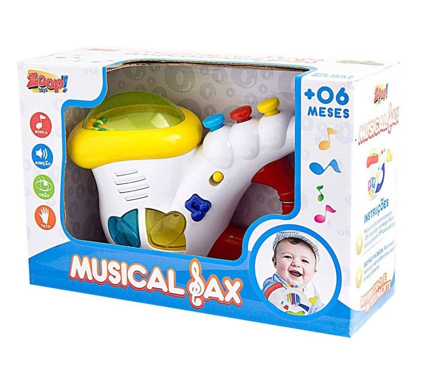 Sax Musical - Zoop Toys