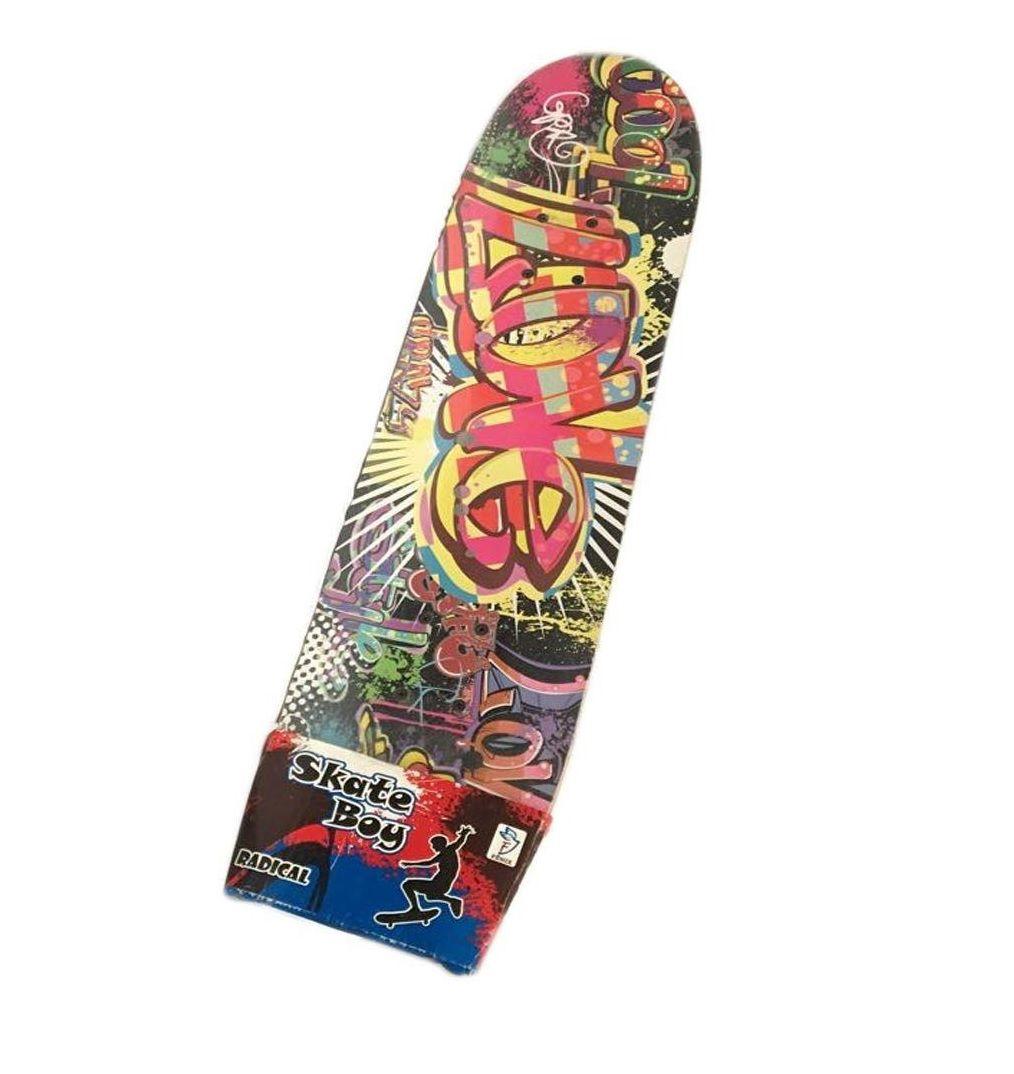 Skate Boy Radical - Fenix Brinquedos