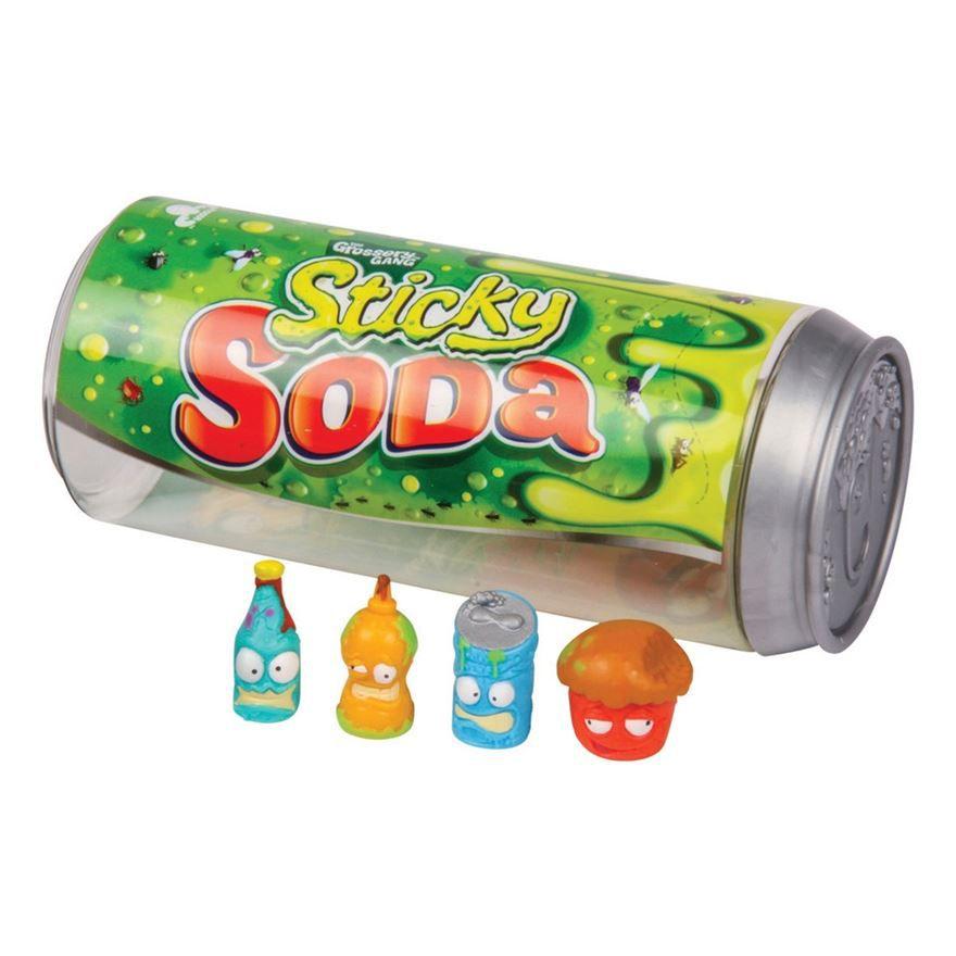 Sticky Soda The Grossery Gang - DTC