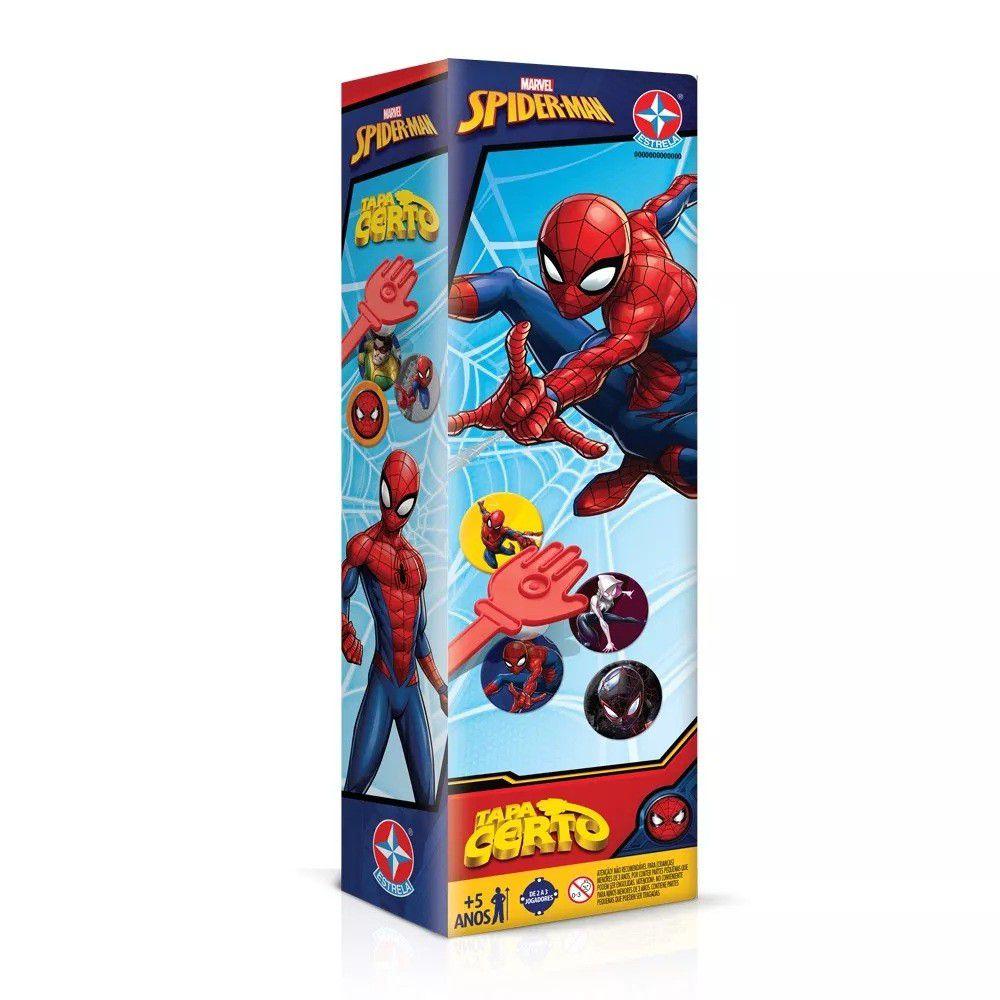 Tapa Certo Marvel Spider-Man - Estrela