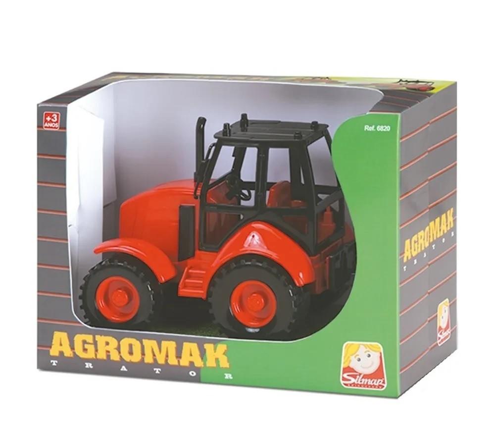 Trator Agromak - Silmar Brinquedos