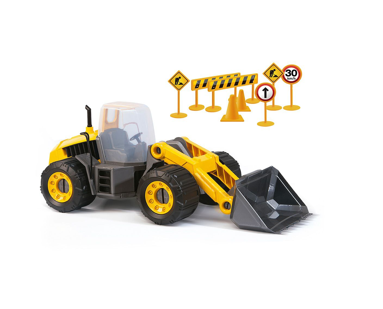 Trator Construction Machines Master SX 130 - Usual Brinquedos