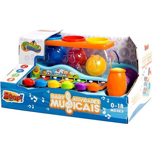 Xylophone Baby Atividades Musicais - Zoop Toys