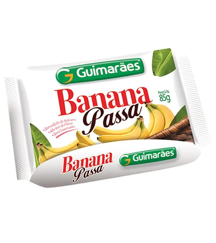 Banana Passa 85g - Guimarães