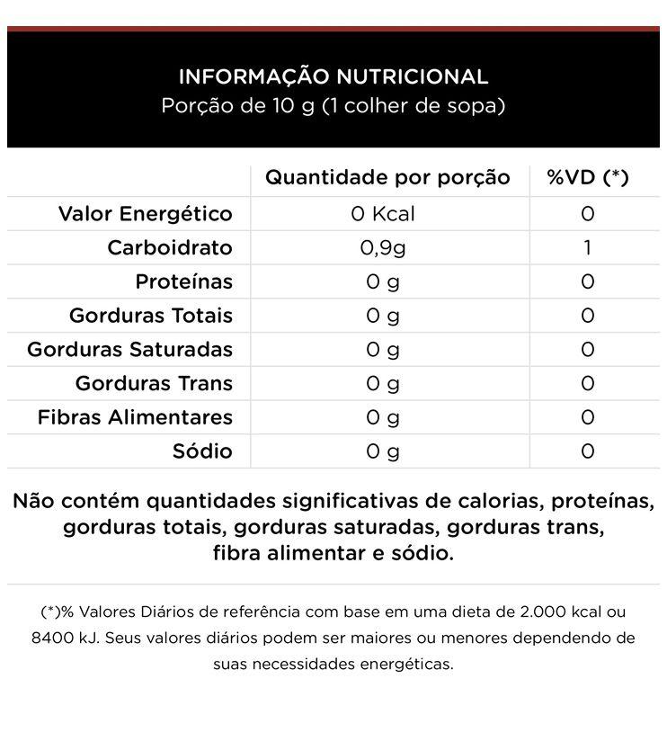 Barbecue Zero Caloria 380g - 100 Foods