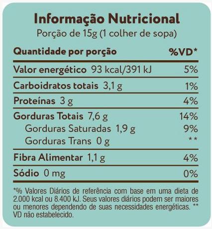 Caju+Coco - Pasta de Castanha de Caju e Coco Orgânica 120g - A tal da Castanha