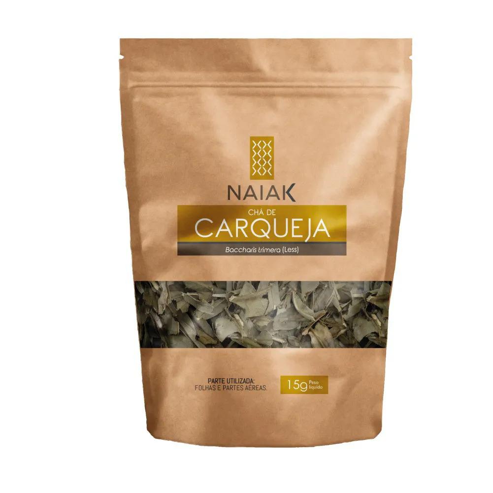 Chá de Carqueja In Natura 15g - Naiak