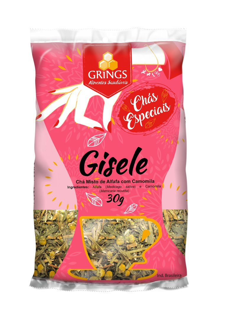 Chá Gisele 30g - Grings