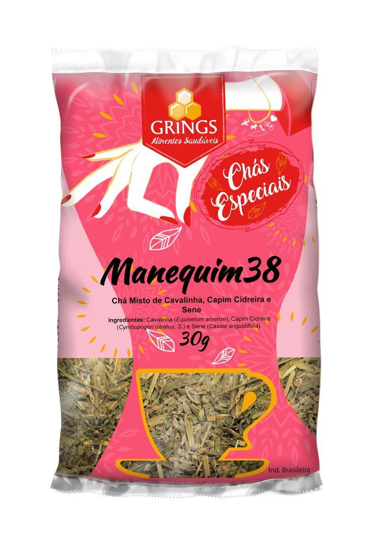 Chá Manequim 38 30g - Grings