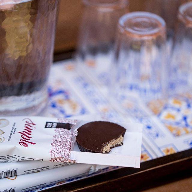 Cups de Amendoim com Chocolate ao Leite 40g - Simple