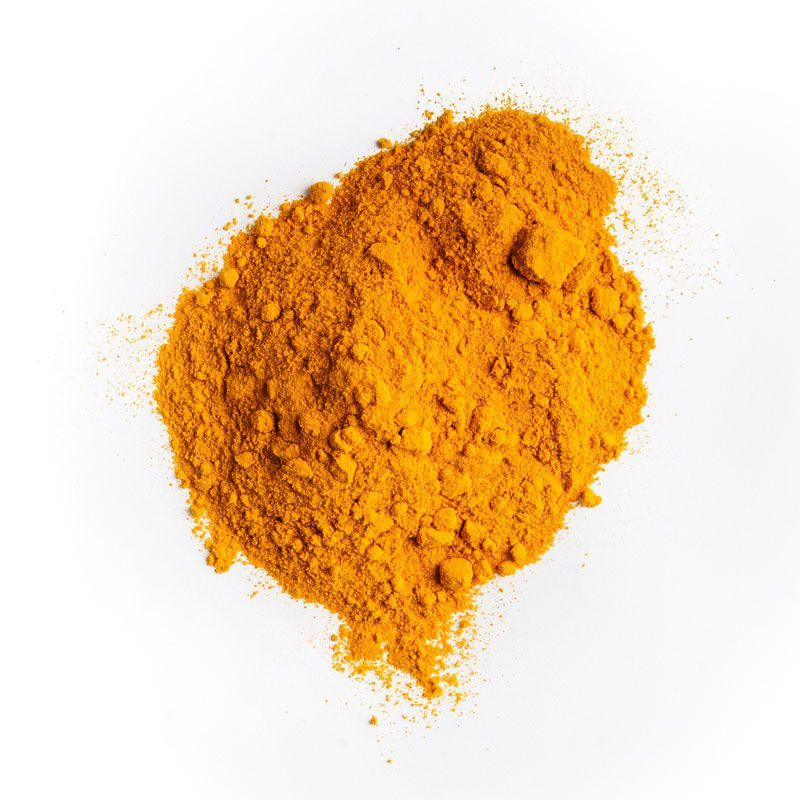 Curcuma Pura em pó 100g - Br Spices