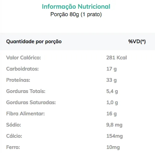 Espaguete de Soja Orgânico 200g - Fit Food