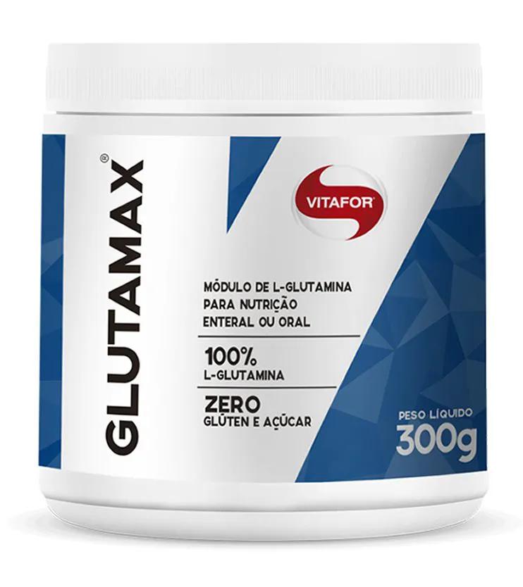 GLUTAMAX 100% L-Glutamina 300g - Vitafor