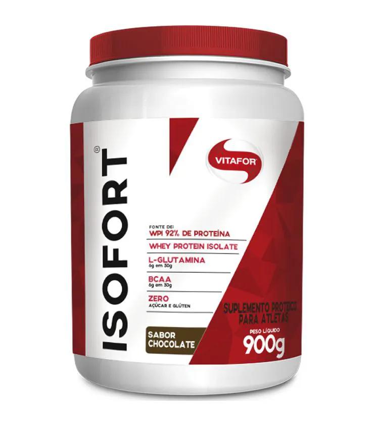 ISOFORT Chocolate 900g - Vitafor
