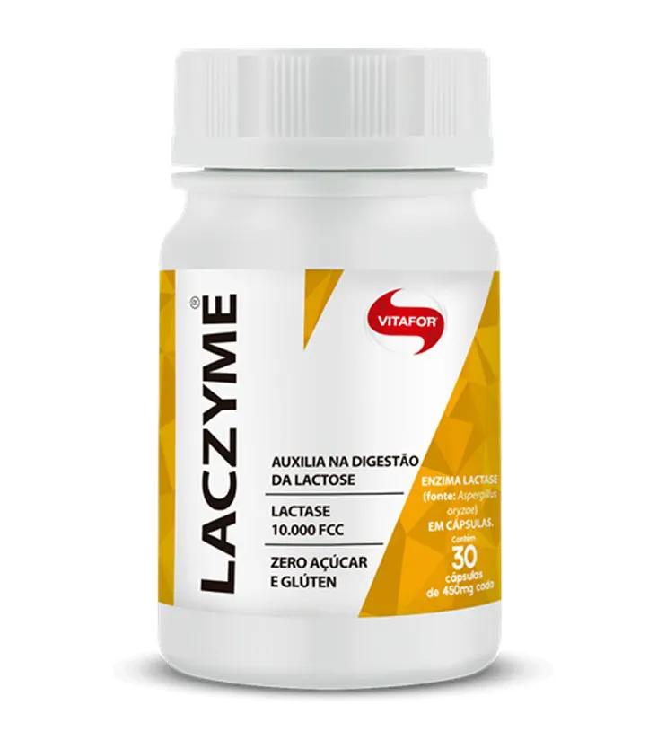 Laczyme 30 cápsulas 450mg cada - Vitafor