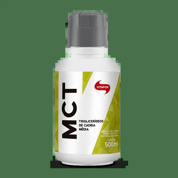 MCT/TCM Triglicerídeos de Cadeia Média 500ml - Vitafor