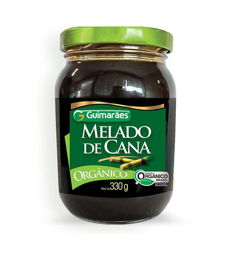 Melado de cana Orgânico 330g - Guimarães