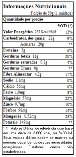 Mix de castanhas e frutas desidratadas Cranberry & Amêndoa 50g - biO2