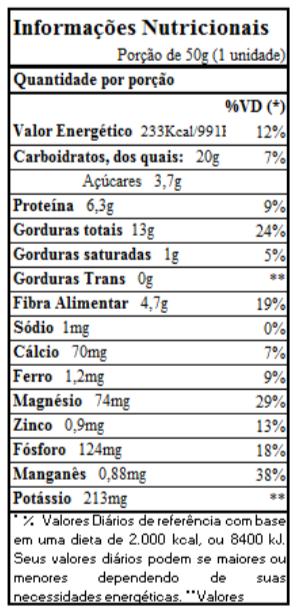Mix de castanhas e frutas desidratadas Abacaxi & Amêndoa 50g - biO2