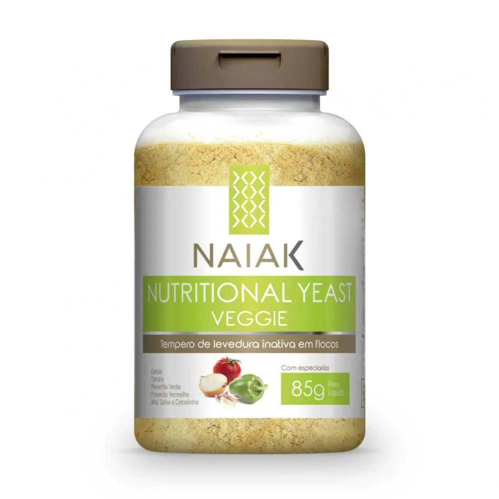Nutritional Yeast Veggie 85g – Naiak