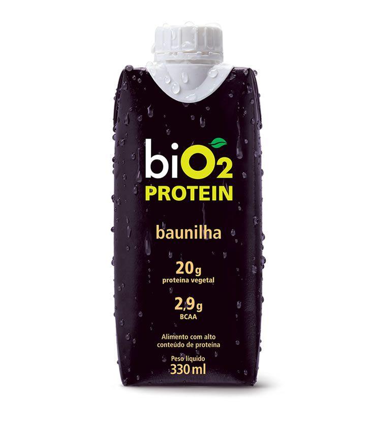 Protein Shake Baunilha 330ml - biO2