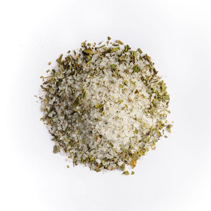 Sal para Churrasco com Ervas 280g - BR Spices