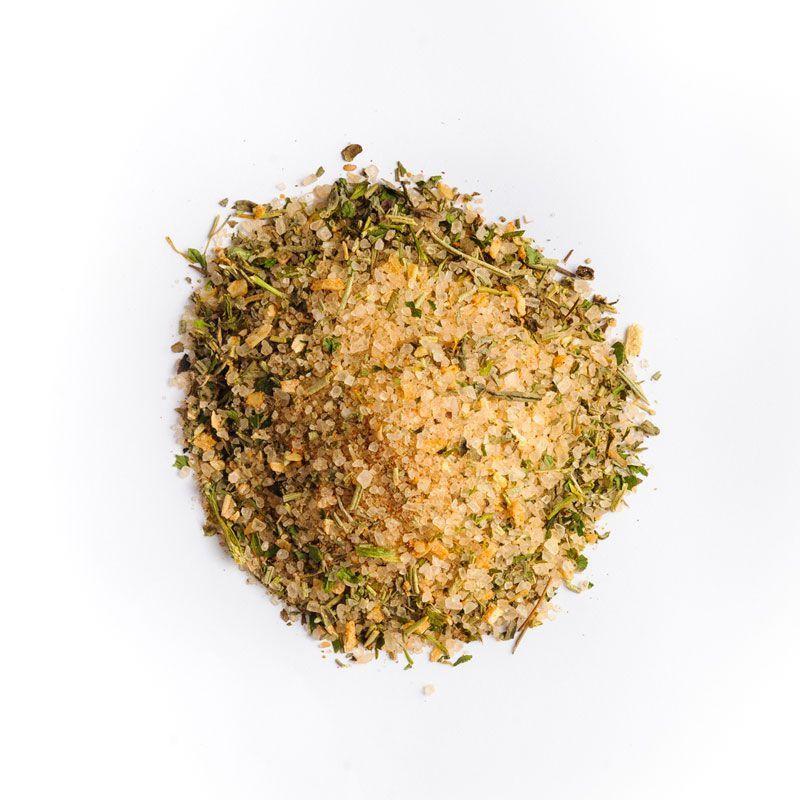Sal para Churrasco para Carnes 330g - BR Spices