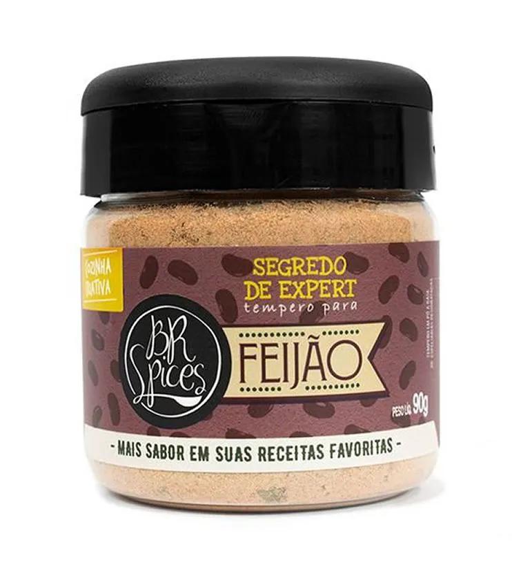 Segredo de Expert Tempero para Feijão 90g – BR Spices