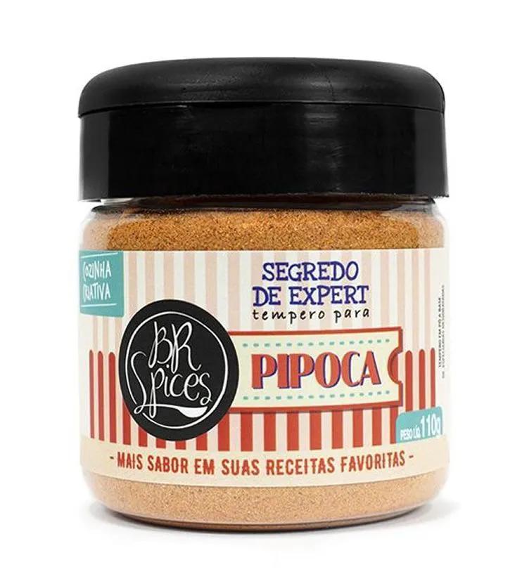 Segredo de Expert Tempero para Pipoca 110g – BR Spices