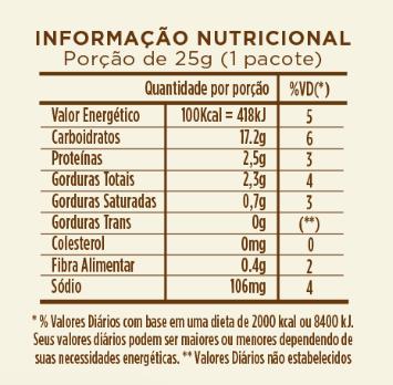 Snack salgadinho de Soja sabor Legumes ao Queijo 25g - GoodSoy