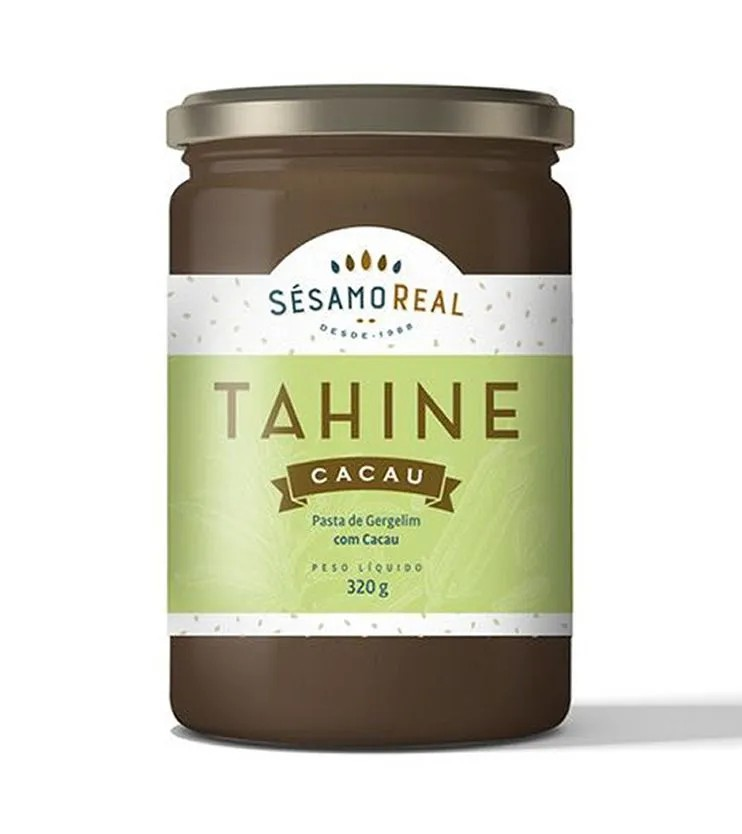 Tahine Cacau 320g - Sésamo Real