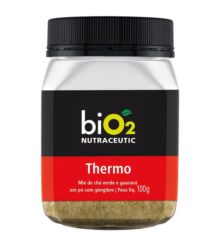 Termogênico natural Nutraceutic Thermo em pó 100g - biO2