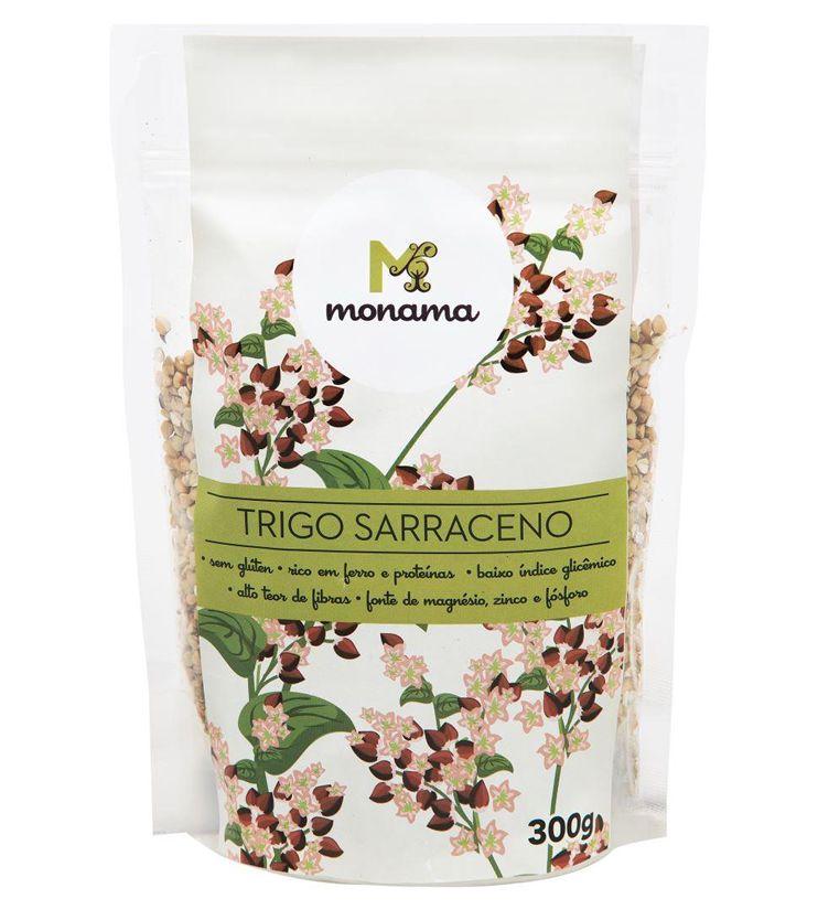 Trigo Sarraceno 300g - Monama