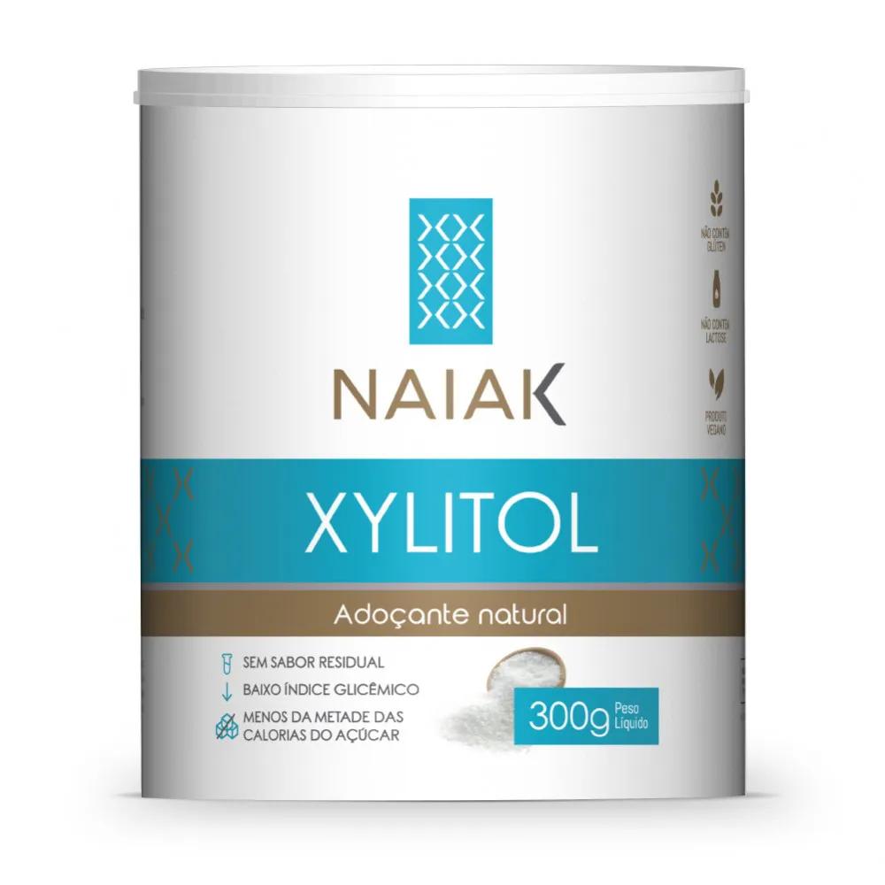 Xylitol Adoçante natural 300g - Naiak