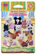Brinquedo Bebe Surpresa Vai as Compras Sylvanian Families
