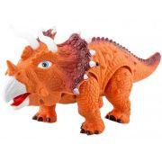 Brinquedo Dinossauro Triceratops Polisauro