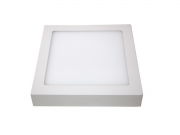 Plafon Placa Led Sobrepor 30 x 30  24W Bivolt Evoled