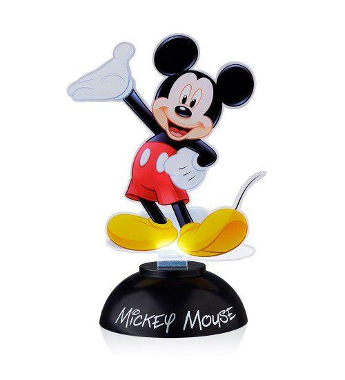 Luminária Abajur Led de Mesa Mickey