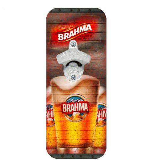 Abridor de Garrafa Brahma