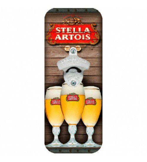 Abridor de Garrafa Stella Artois