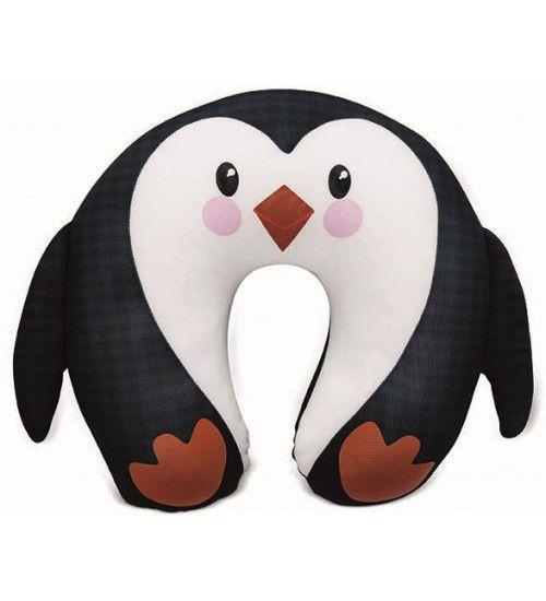 Almofada de Pescoço Pinguim
