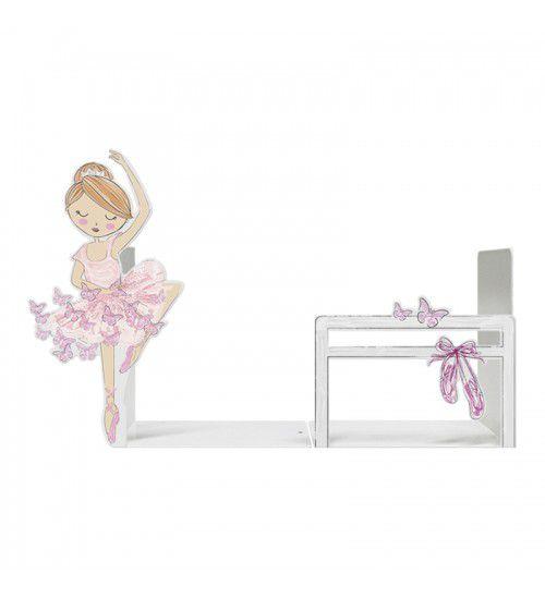 Aparador de Livros Bailarina